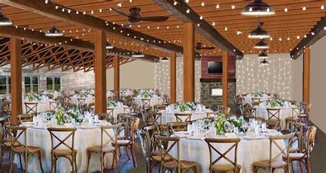 dining area wine cellar perspective barn lights