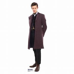11TH DOCTOR Doctor Who Dr. Who Coat Matt Smith CARDBOARD ...