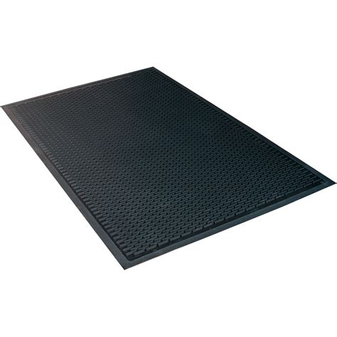 rubber mat flooring notrax soil guard rubber floor mat 3ft x 5ft model