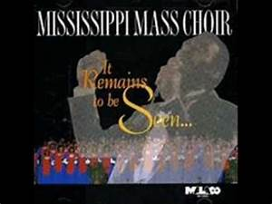 It Wasn't the Nails by the Mississippi Mass Choir ...