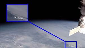Ufo sighting NASA International Space Station ISS - YouTube