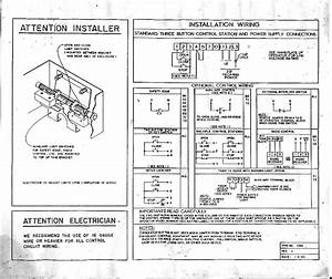 Commercial Overhead Door Wiring Diagram Gallery