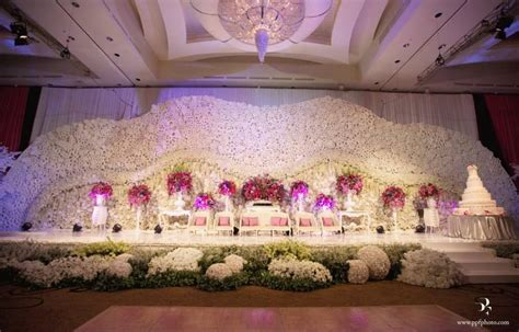 nice stage decor wedding stage decorations wedding
