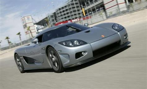 2006 Koenigsegg Ccx Instrumented Test Car And Driver