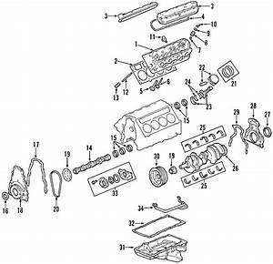 Cadillac Escalade Ext Engine Camshaft Follower