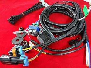 Toyota Landcruiser 200 Series Driving Lamp Wiring Harness