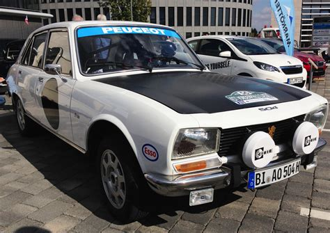 Peugeot Rally Car by Peugeot 504 Rally Car