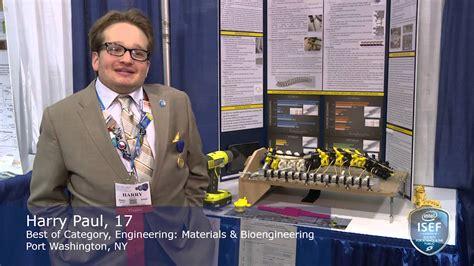 Intel International Science And Engineering Fair (isef