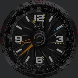 Perrelet Turbinepilot  U2013 Watchfaces For Smart Watches