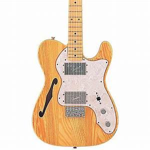 Fender Classic Series  U0026 39 72 Telecaster Thinline Electric