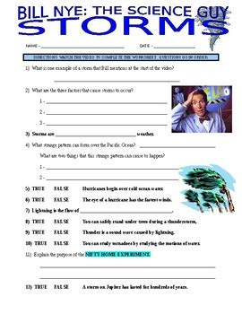 bill nye wind worksheets homeshealth info