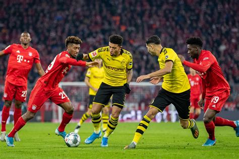 Watch Bayern München vs Borussia Dortmund Live Stream ...