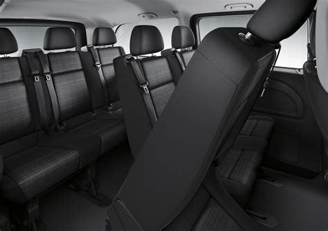 2016 Mercedes Benz Metris Interior Seats 02 Photo 5