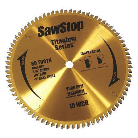 sawstop circular  blade  teeth wood bts p hatb