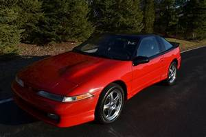 1990 Eagle Talon Tsi Turbo Awd Hatchback 27k Like New Unicorn Time