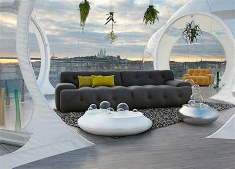 Canapé Design Blogger Par Roche Bobois