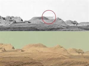 NASA removes mysterious objects from images of Mars ...