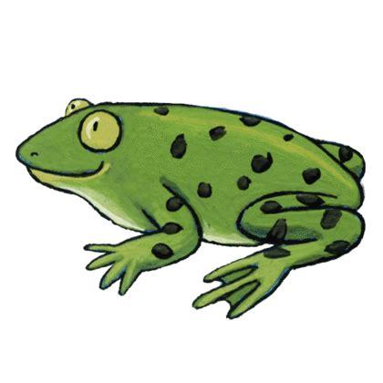 La grenouille qui veut se faire aussi grosse que le boeuf . курсы иностранных языков