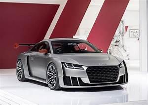Audi Tt Bodykit : audi showcases tt clubsport turbo concept in detail ahead ~ Kayakingforconservation.com Haus und Dekorationen