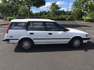 1992 Toyota Corolla All-trac Dx Wagon