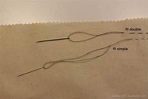 Apprendre à Coudre à La Main : enfiler une aiguille pour coudre la main self couture ~ Melissatoandfro.com Idées de Décoration