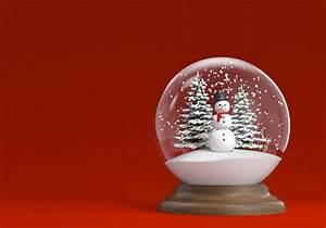 Boule à Neige : les boules neige nous font r ver magazine avantages ~ Teatrodelosmanantiales.com Idées de Décoration
