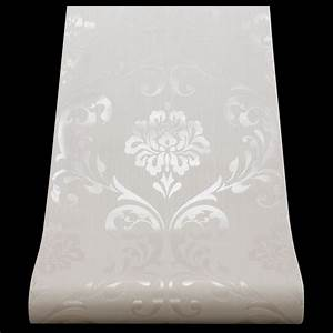 Tapete Ornamente Silber : tapete ornament vliesapete p s 13110 10 1311010 barock creme metallic ~ Sanjose-hotels-ca.com Haus und Dekorationen