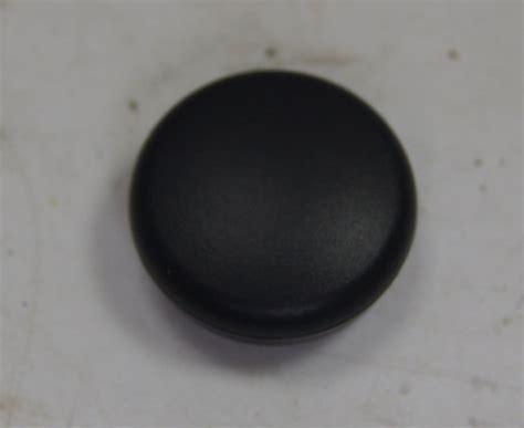 gm radio control knob  oem acdelco black