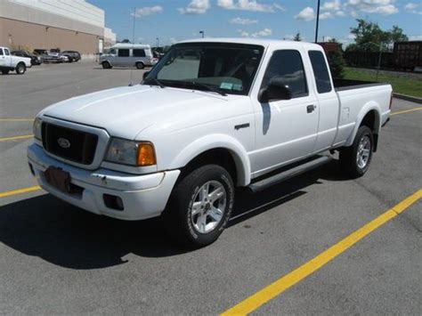 ford ranger 4 door sell used 2004 ford ranger xlt extended cab 4 door