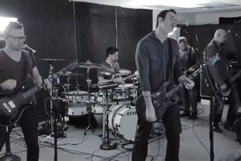 Breaking Benjamin Reveal Imminent Return With New Lineup