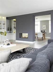 Wohnzimmer Farbe Gestaltung : wandgestaltung wohnzimmer farbe ~ Markanthonyermac.com Haus und Dekorationen