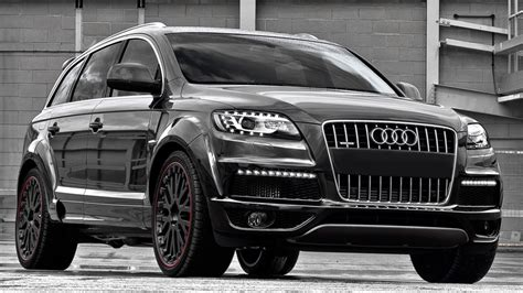 audi q7 2013 audi q7 quattro wide track by kahn design review
