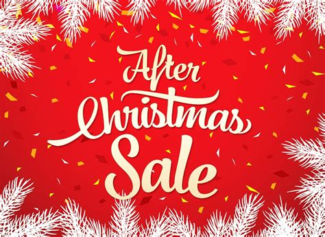 what to buy take advantage of the post christmas sales