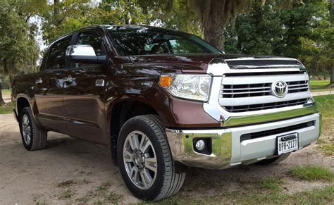 2015 Toyota Tundra by 2015 Toyota Tundra All And All Beefed Up That
