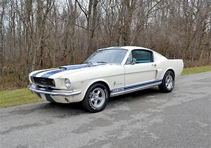 1966 MUSTANG FASTBACK SHELBY GT350 TRIBUTE STRONG 302 VERY SOLID NICE SHARP CAR - Classic Ford ...