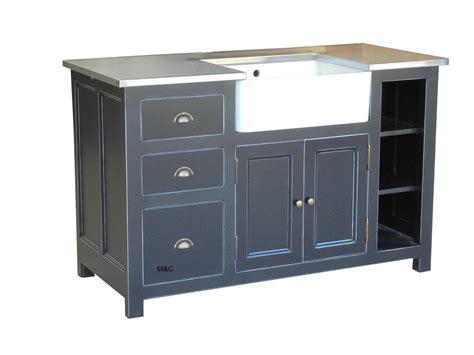 meuble cuisine avec evier meuble evier cuisine sur mesure