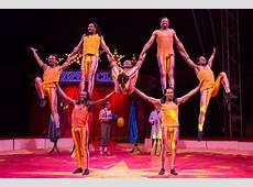 Zippos Circus Let's Go Here Guildford