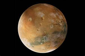 Mars Probe Reveals Dry Ice, Pointing to a Wetter Past - TIME