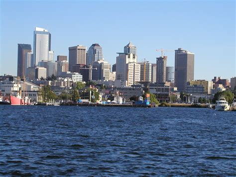 Seattle Workboat Show by Several Lake Union Restaurants Taking Part In Seattle
