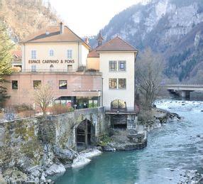 maison de la enfance cluses office de tourisme intercommunal cluses arve et montagnes savoie mont blanc savoie et haute
