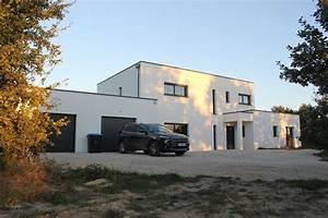 Maison Moderne Toit Plat : maison toit plat etage ventana blog ~ Nature-et-papiers.com Idées de Décoration