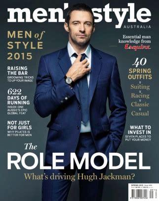 Men's Style Australia Magazine Issue #65 Issue  Get Your