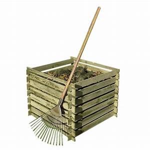 Komposter Holz Selber Bauen : garten komposter 90x90x70 cm holz stecksystem neu ~ Articles-book.com Haus und Dekorationen