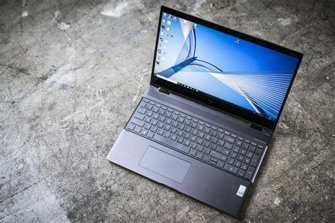 hp spectre x360 15 review with kaby lake g this laptop