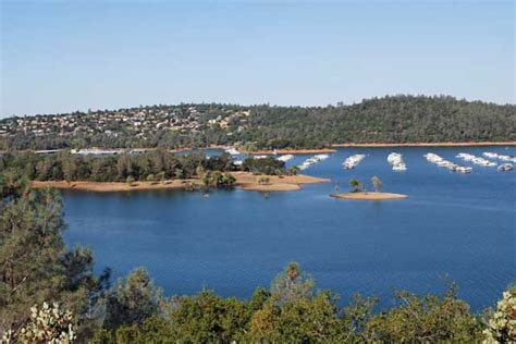 Lake Oroville Boat Launch by Lake Oroville Boating Marinas Houseboats