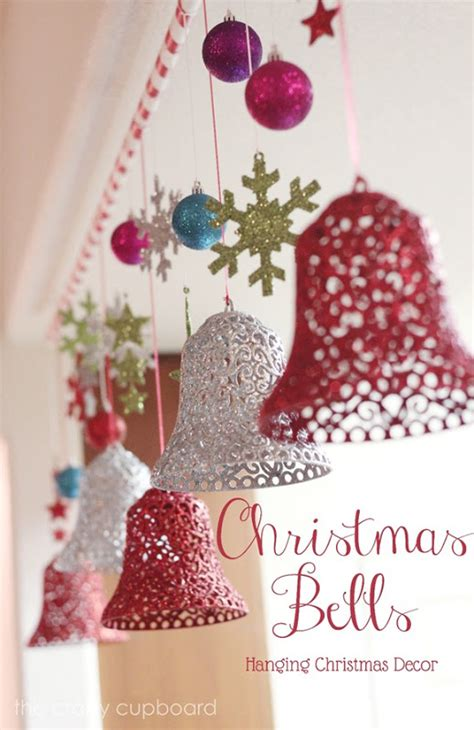 20 homemade christmas decoration ideas tutorials hative