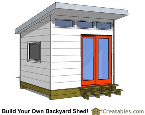 10x10 Shed Plans Pdf by 10x10 Studio Shed Plans 10x10 Office Shed Plans Modern