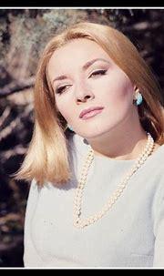 Beautiful Italian actress Daniela Bianchi, photo by Angelo ...