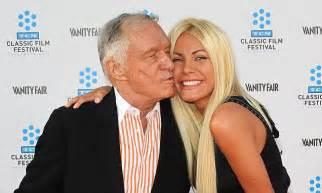 Hugh Hefner's wife Crystal breaks silence on his death ...