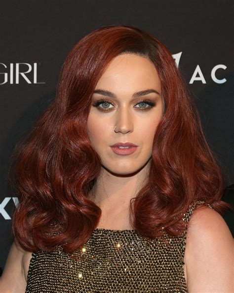 Katy Perry Hair Color Pictures Popsugar Beauty